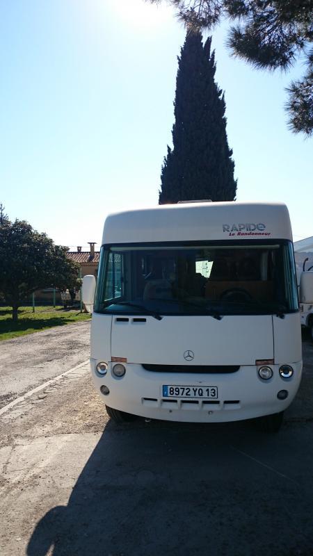 Vend rapido 976m vente de caravanes lan on de provence midi 13 loisirs - Camping car salon de provence ...