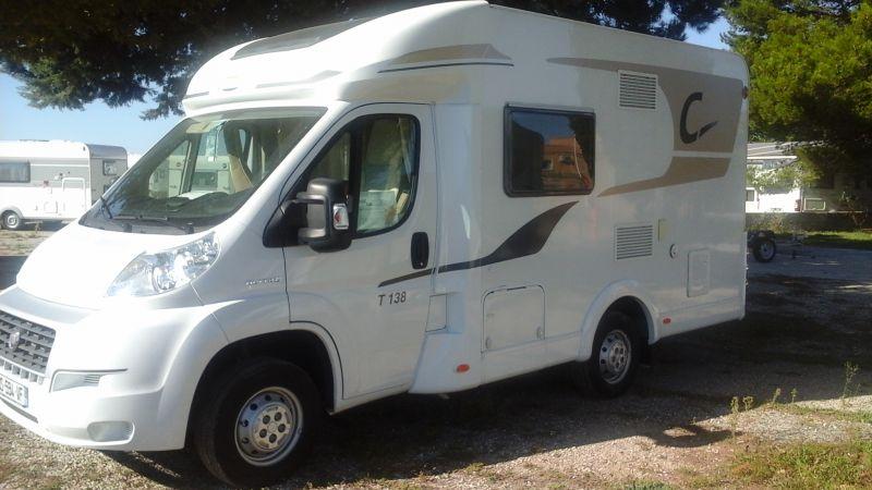 vendu vente camping car neuf et occasion lan on de provence midi 13 loisirs. Black Bedroom Furniture Sets. Home Design Ideas
