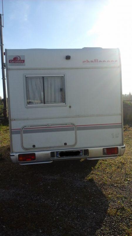 Vend camping car profile challenger 102 vente de caravanes lan on de provence midi 13 loisirs - Camping car salon de provence ...