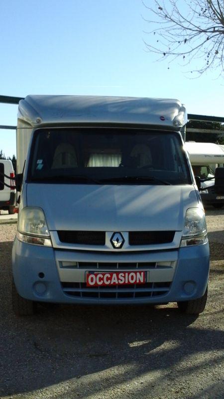 Vend burstner t686 vente de caravanes lan on de provence midi 13 loisirs - Camping car salon de provence ...