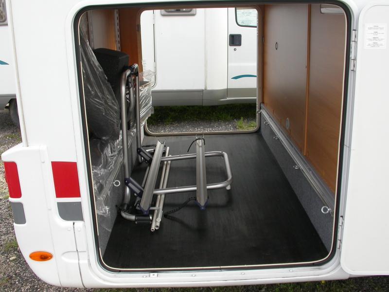 Vend camping car profile dethleffs fortero 6975 vente de - Amenagement soute camping car ...