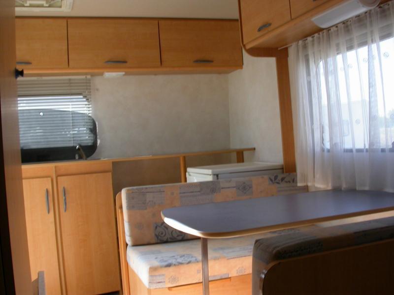 Vend caravelair antares vente de caravanes lan on de provence midi 13 loisirs - Camping car salon de provence ...