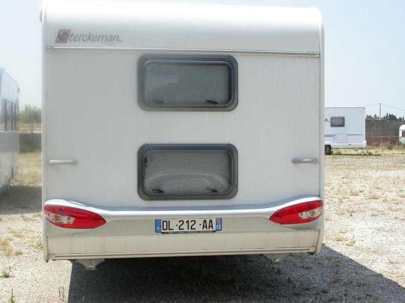 vend sterckeman 470 pe vente de caravanes lan on de provence midi 13 loisirs. Black Bedroom Furniture Sets. Home Design Ideas