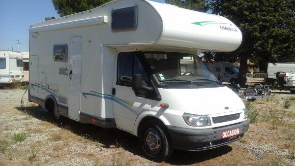Vente de camping cars pas cher aix en provence midi 13 loisirs - Camping car salon de provence ...